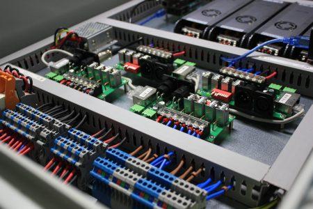 cuadro eléctrico domotica fiberlight