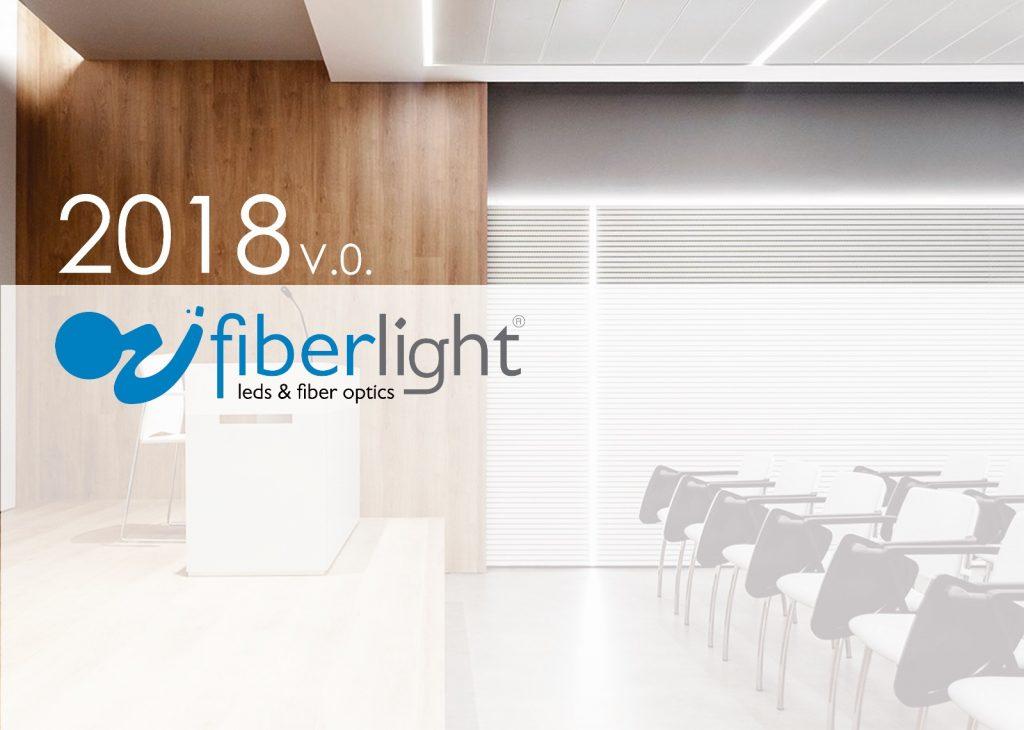 Catálogo 2018 Fiberlight