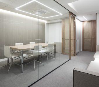 iluminación despacho abogados mas y calvet