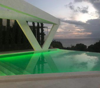 Piscina privada Ibiza