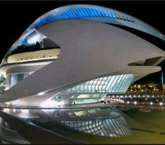 Palacio de Las Artes Reina Sofia Valencia