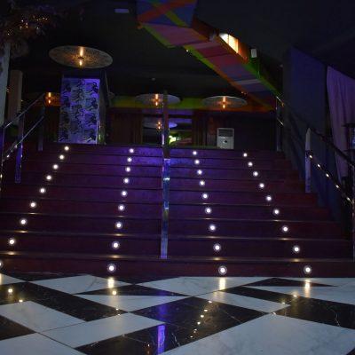 balizas-iluminación-discoteca-indiana